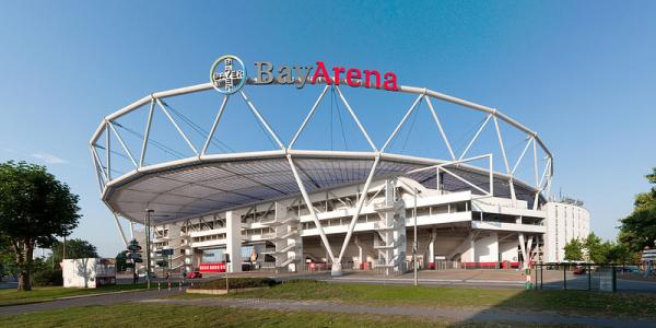 Hole dir Bayer Leverkusen Tickets