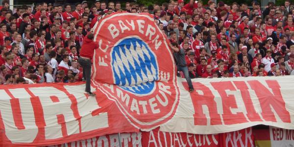 Hole dir FC Bayern Tickets
