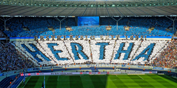 Hole dir Hertha BSC Tickets