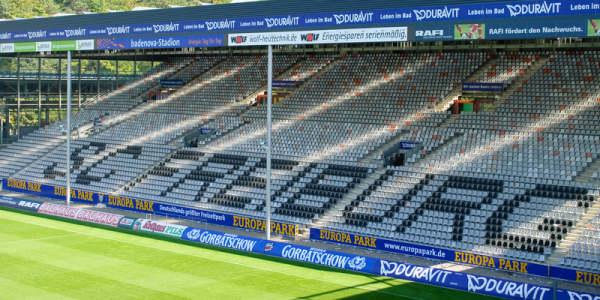 Hole dir SC Freiburg Tickets