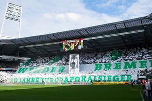 Hole dir Werder Bremen Tickets